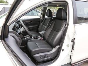 2019款2.5L CVT四驱智联至尊版 前排座椅