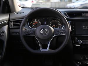 2019款2.5L CVT四驱智联豪华版 方向盘
