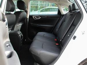 2016款1.6XV CVT智享版 后排座椅