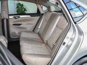 2016款1.6XE 手动舒适版 后排座椅