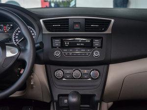 2016款1.6XE 手动舒适版 中控台