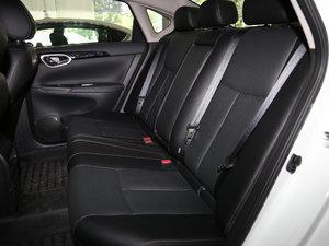 2016款1.6XL CVT豪华版 后排座椅