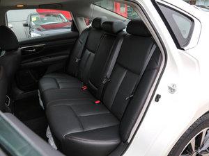 2016款2.5L XL Upper NAVI-Tech智尊版 后排座椅