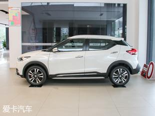 东风日产2017款劲客