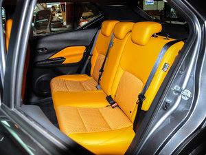 2017款1.5L XV TOP CVT智领版 后排座椅