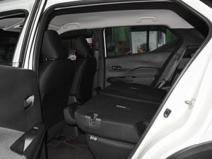 2017款1.5L XL CVT酷享版 后排座椅放倒