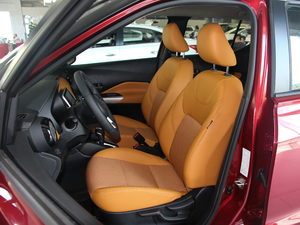 2017款1.5L XV CVT智行版 前排座椅