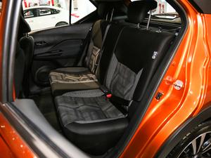 2017款1.5L XL CVT酷享版 后排座椅