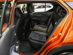 2017款1.5L XL CVT酷享版 后排空间