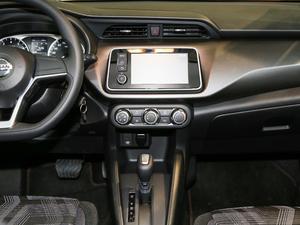 2017款1.5L XL CVT酷享版 中控台