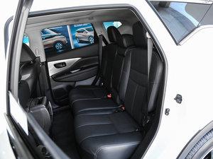 2017款2.5L S/C HEV XE HEV四驱 尊尚版 后排座椅