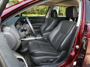 2017款2.0L XL Upper智尚版 前排座椅