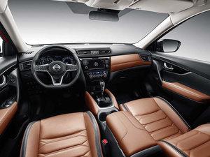 2017款2.5L CVT四驱至尊版  中控区