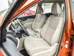 2017款2.5L CVT四驱领先版 7座 前排座椅