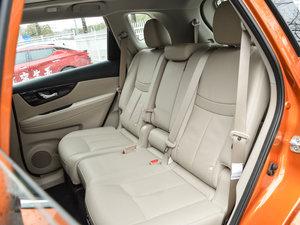 2017款2.5L CVT四驱领先版 7座 后排座椅