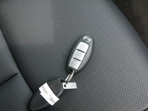 2017款2.0L CVT两驱舒适版  钥匙