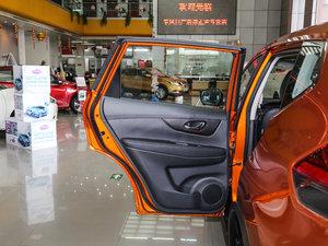 2017款2.0L CVT两驱智享版  后车门