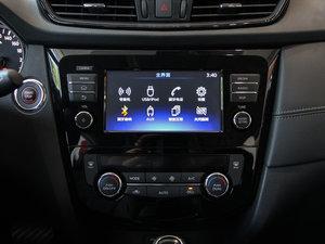 2017款2.5L CVT四驱豪华版  中控台显示屏