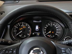 2017款2.5L CVT四驱豪华版  仪表