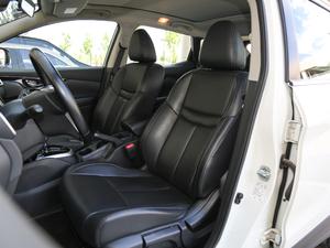 2017款2.0L XV TOP CVT旗舰版 前排座椅