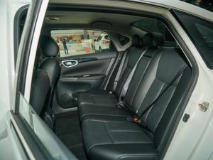 2018款1.6XV+ CVT智尊版 后排座椅