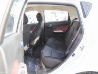 空间座椅奔奔EV后排空间