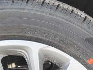 2018款1.6L 自动智享版 轮胎尺寸