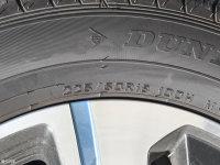 细节外观长安CS75 PHEV轮胎尺寸