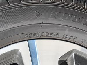 2018款1.5T PHEV领航型 轮胎尺寸