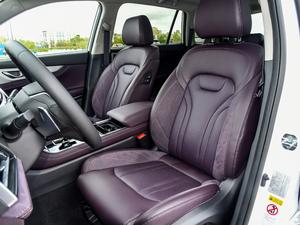 2018款1.5T PHEV领航型 前排座椅
