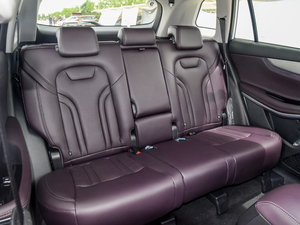 2018款1.5T PHEV领航型 后排座椅