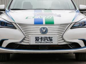 2019款EV460 智享版 中网