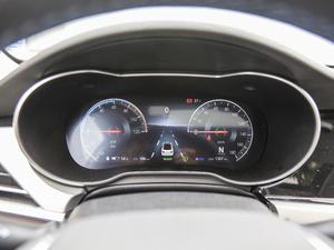 2019款EV460 智享版 仪表