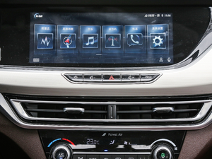 2019款EV460 智享版 空调出风口