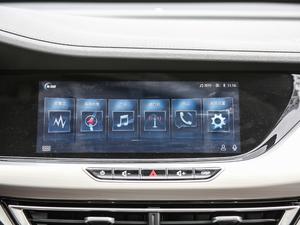 2019款EV460 智享版 中控台显示屏