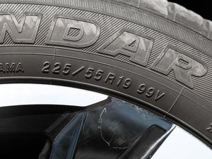 2019款2.0T 智版 国V 轮胎尺寸