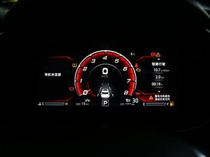 2018款1.5T 自动炫酷型 仪表