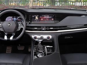 2019款2.0T 四驱尊贵型 中控台