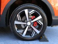 细节外观长安CS15轮胎