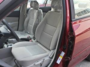 2012款1.5L 自动运动版 前排座椅