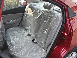 2012款1.5L 自动运动版 后排座椅