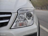 细节外观长安CX20头灯