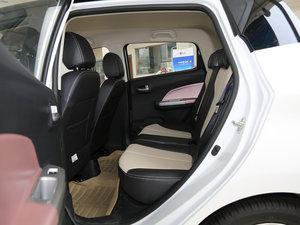 2015款1.4L 手动尊贵版 国V 后排空间