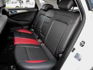 2016款1.6L 自动俊酷型 后排座椅
