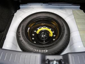 2016款1.6L 自动俊酷型 备胎