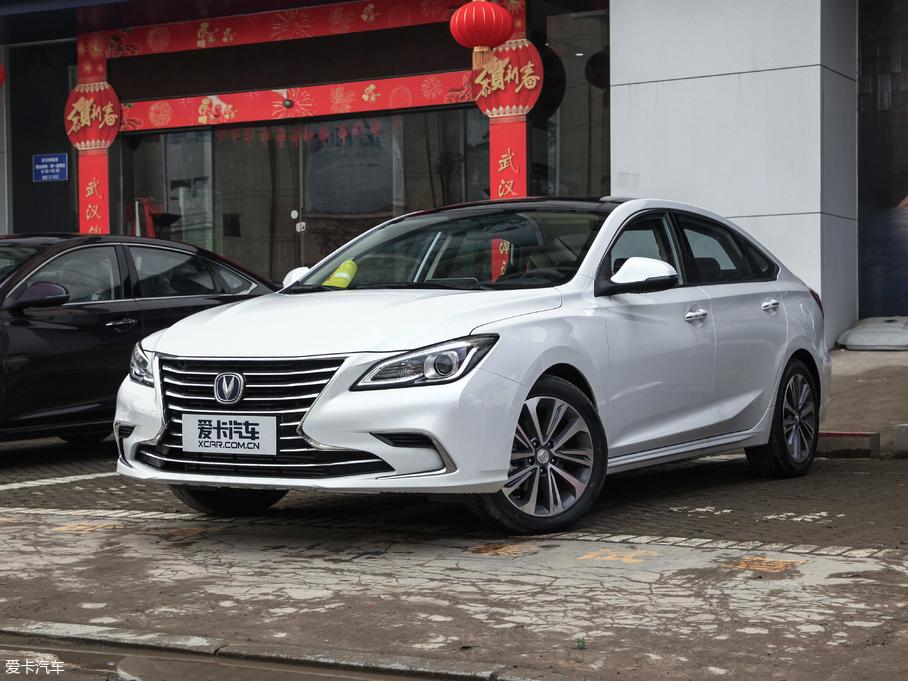 2018款睿骋CC 1.5T 自动豪雅型