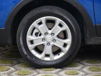 细节外观长安CS15 EV轮胎