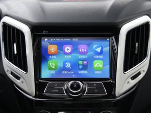 2018款350i 中控台显示屏