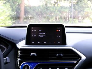 2018款1.5L DCT尊贵型 中控台显示屏