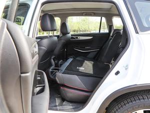 2018款280T 自动领智型 后排座椅放倒
